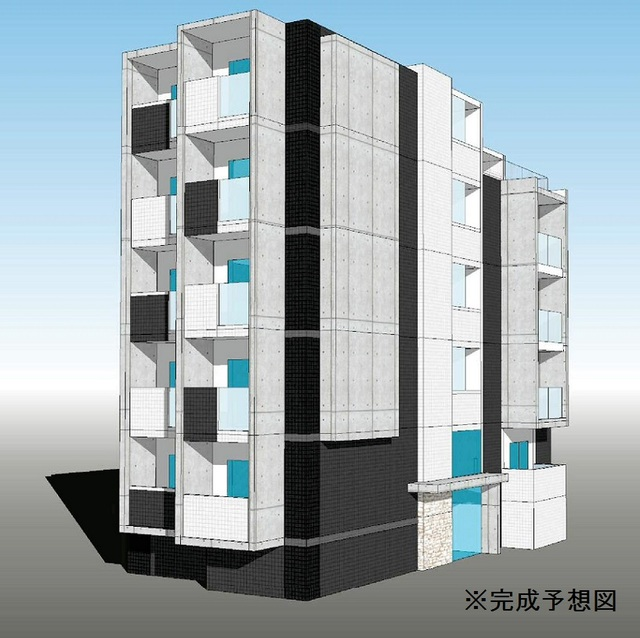 MC DESIGN BLDG.ARATA